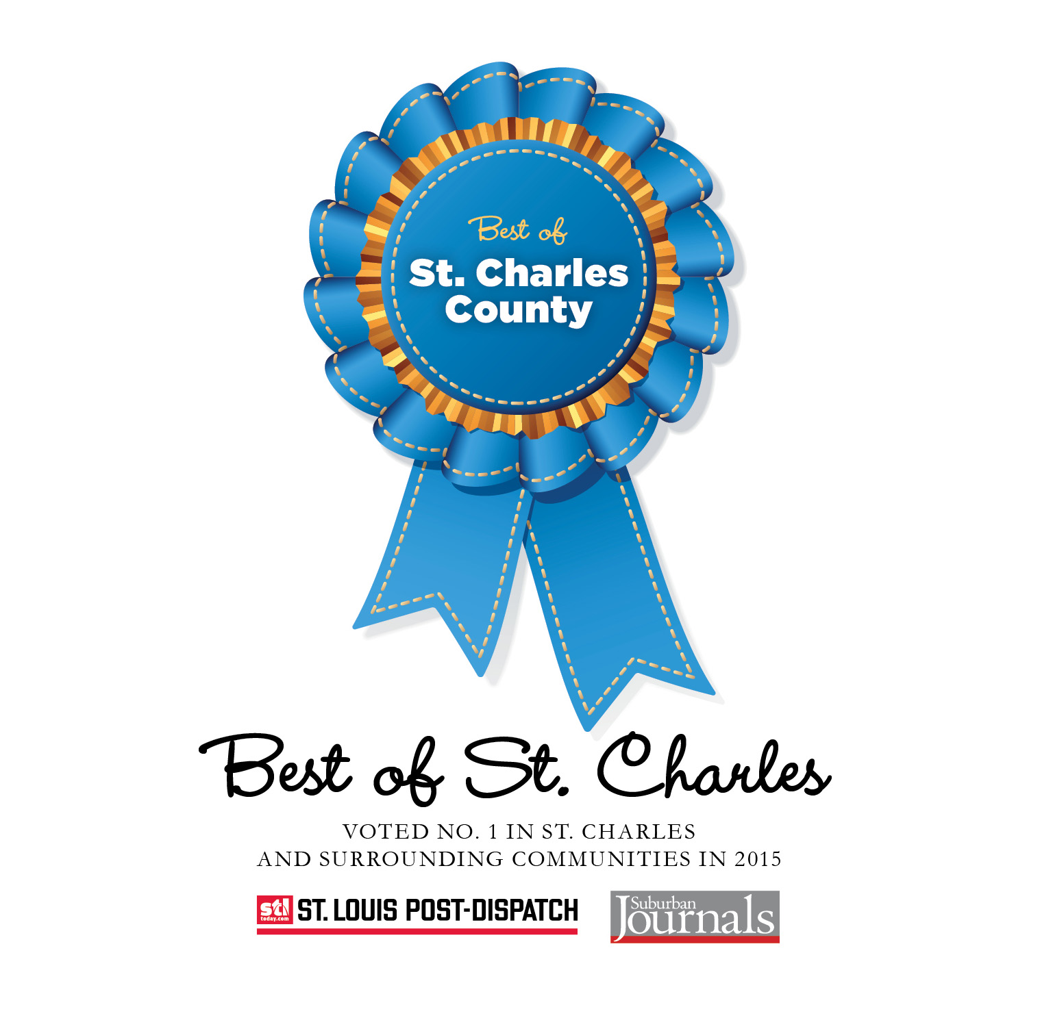 Best in St. Charles Logo